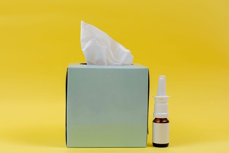 springtime allergies and oral health